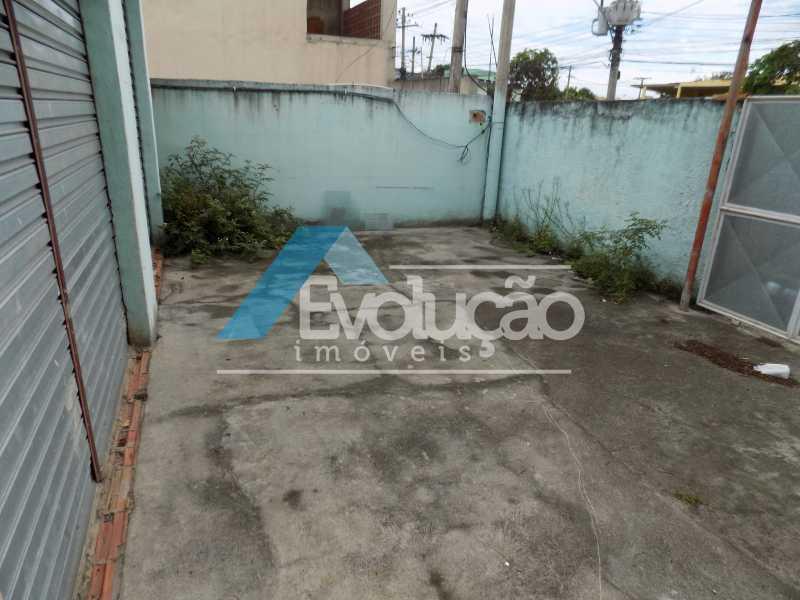 QUINTAL FRENTE - Casa 2 quartos à venda Guaratiba, Rio de Janeiro - R$ 280.000 - V0221 - 4