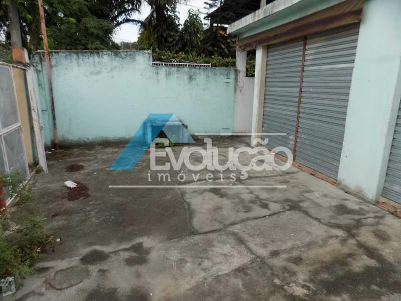 QUINTAL FRENTE - Casa 2 quartos à venda Guaratiba, Rio de Janeiro - R$ 280.000 - V0221 - 5