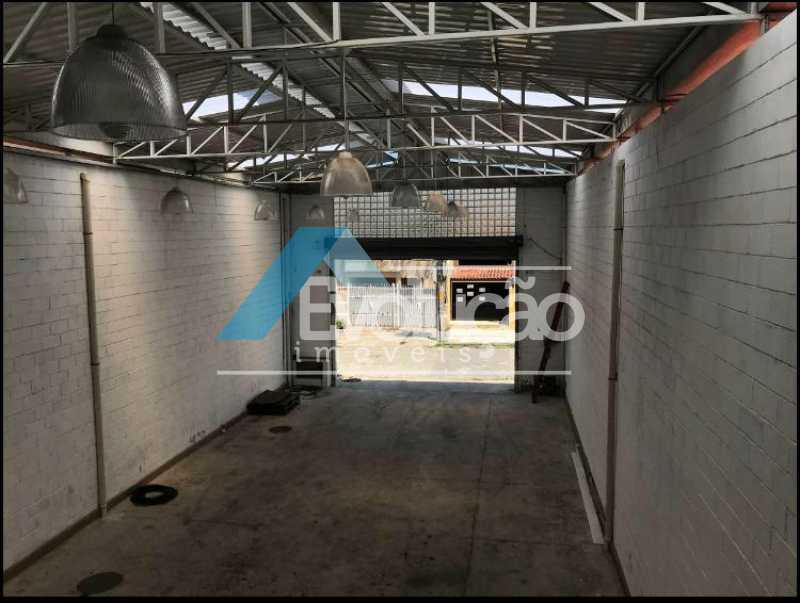 SALÃO - Galpão 225m² para alugar Rua João Gualberto Braga,Campo Grande, Rio de Janeiro - R$ 4.999 - A0274 - 3
