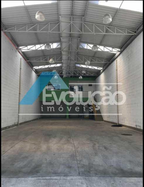 SALÃO - Galpão 225m² para alugar Rua João Gualberto Braga,Campo Grande, Rio de Janeiro - R$ 4.999 - A0274 - 1