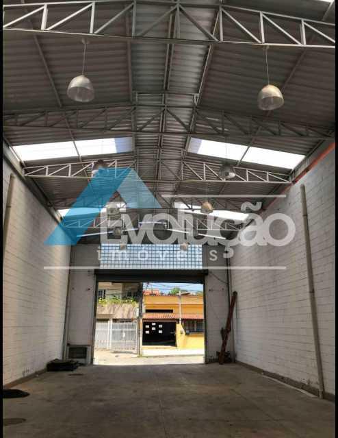 SALÃO - Galpão 225m² para alugar Rua João Gualberto Braga,Campo Grande, Rio de Janeiro - R$ 4.999 - A0274 - 5