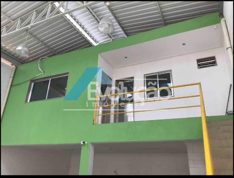 ESCRITÓRIOS - Galpão 225m² para alugar Rua João Gualberto Braga,Campo Grande, Rio de Janeiro - R$ 4.999 - A0274 - 9