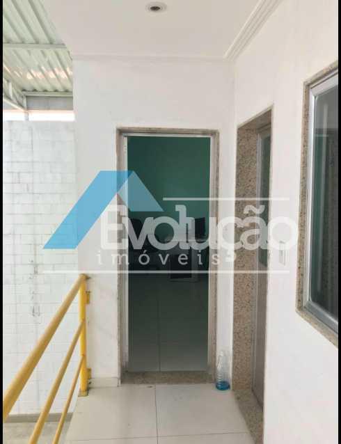 ESCRITÓRIO - Galpão 225m² para alugar Rua João Gualberto Braga,Campo Grande, Rio de Janeiro - R$ 4.999 - A0274 - 10