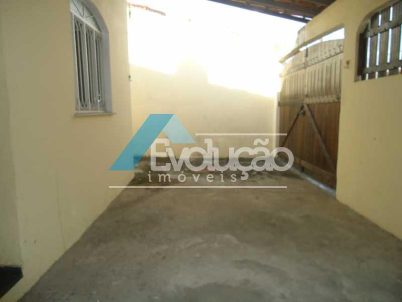 GARAGEM - Casa 2 quartos para alugar Campo Grande, Rio de Janeiro - R$ 960 - A0119 - 4