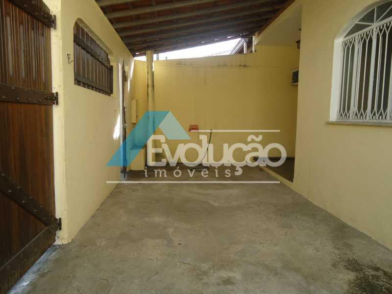 GARAGEM - Casa 2 quartos para alugar Campo Grande, Rio de Janeiro - R$ 960 - A0119 - 5