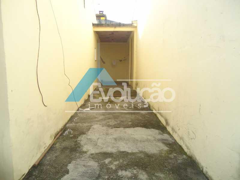 QUAINTAL - Casa 2 quartos para alugar Campo Grande, Rio de Janeiro - R$ 960 - A0119 - 6
