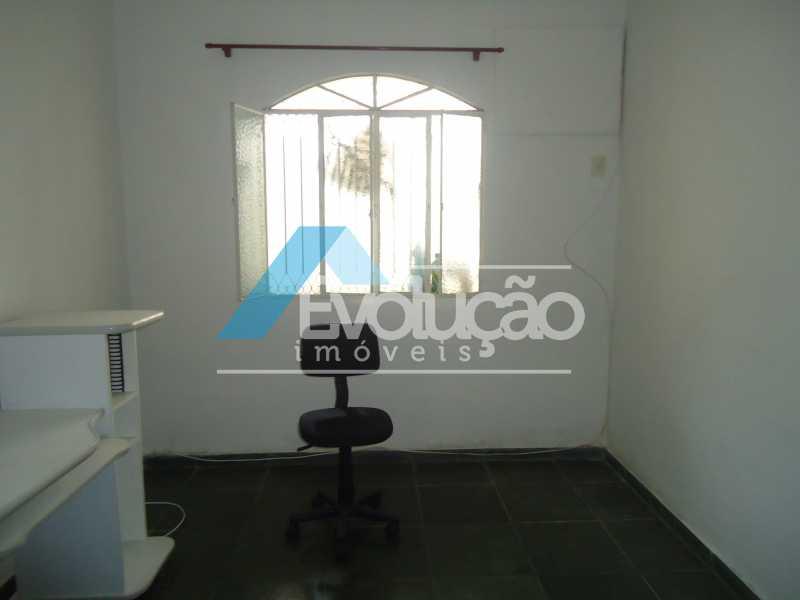 QUARTO 1 - Casa 2 quartos para alugar Campo Grande, Rio de Janeiro - R$ 960 - A0119 - 9