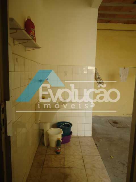 ÁREA DE SERVIÇO - Casa 2 quartos para alugar Campo Grande, Rio de Janeiro - R$ 960 - A0119 - 13