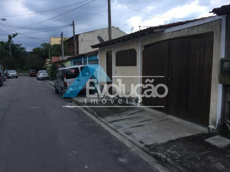 RUA - Casa 2 quartos para alugar Campo Grande, Rio de Janeiro - R$ 960 - A0119 - 3