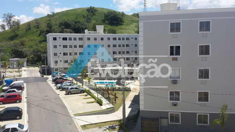 CONDOMÍNIO - Apartamento 3 quartos para venda e aluguel Campo Grande, Rio de Janeiro - R$ 230.000 - A0281 - 3