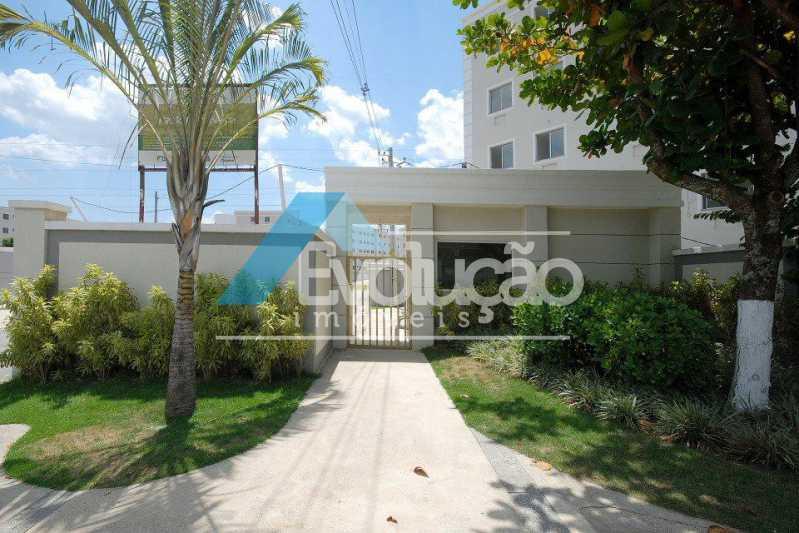 ENTRADA CONDOMÍNIO - Apartamento 3 quartos para venda e aluguel Campo Grande, Rio de Janeiro - R$ 230.000 - A0281 - 4