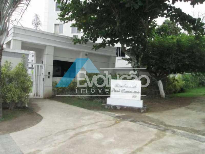 ENTRADA SOCIAL CONDOMÍNIO - Apartamento 3 quartos para venda e aluguel Campo Grande, Rio de Janeiro - R$ 230.000 - A0281 - 1
