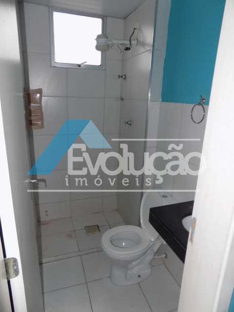 BANHEIRO SOCIAL - Apartamento 3 quartos para venda e aluguel Campo Grande, Rio de Janeiro - R$ 230.000 - A0281 - 7