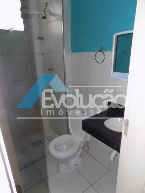 BANHEIRO SOCIAL - Apartamento 3 quartos para venda e aluguel Campo Grande, Rio de Janeiro - R$ 230.000 - A0281 - 8