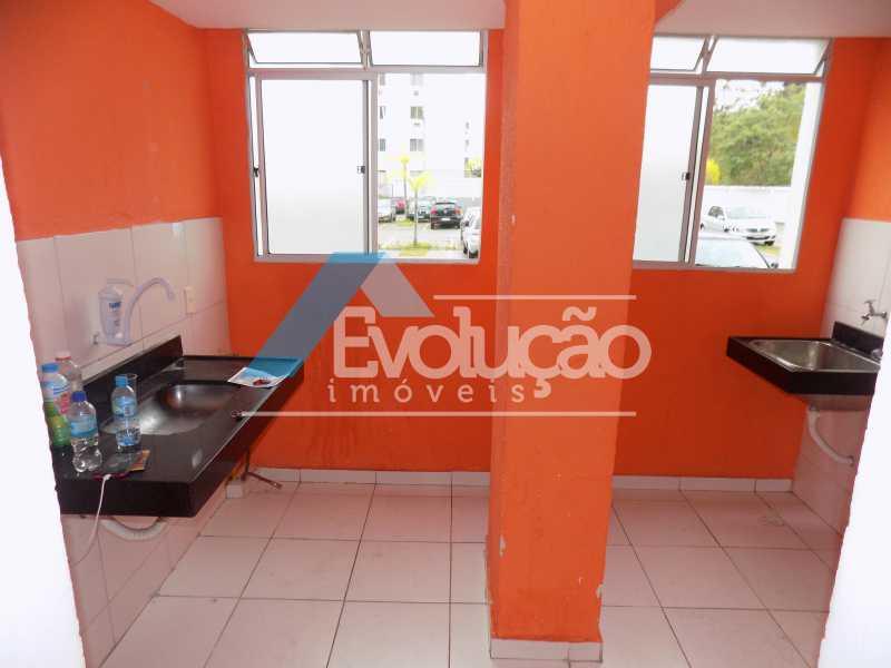 COZINHA - Apartamento 3 quartos para venda e aluguel Campo Grande, Rio de Janeiro - R$ 230.000 - A0281 - 19