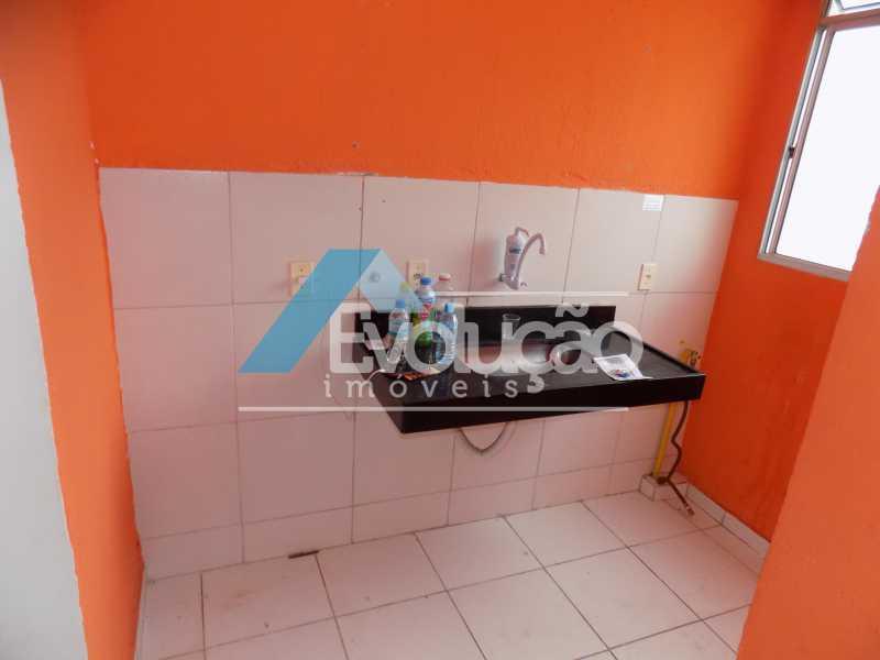 COZINHA - Apartamento 3 quartos para venda e aluguel Campo Grande, Rio de Janeiro - R$ 230.000 - A0281 - 20