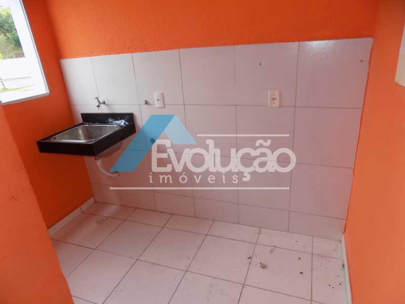 ÁREA DE SERVIÇO - Apartamento 3 quartos para venda e aluguel Campo Grande, Rio de Janeiro - R$ 230.000 - A0281 - 21