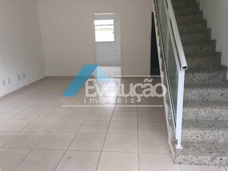 SALA - Casa em Condomínio 2 quartos à venda Campo Grande, Rio de Janeiro - R$ 305.000 - V0236 - 8
