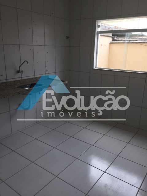COZINHA - Casa em Condomínio 2 quartos à venda Campo Grande, Rio de Janeiro - R$ 305.000 - V0236 - 12