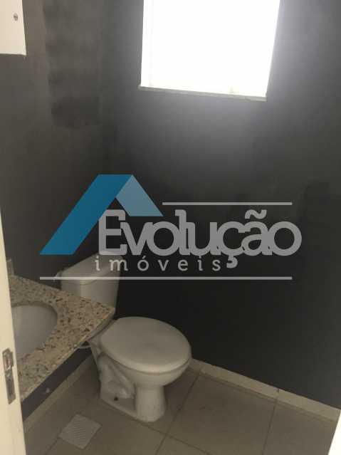 LAVABO - Casa em Condomínio 2 quartos à venda Campo Grande, Rio de Janeiro - R$ 305.000 - V0236 - 13