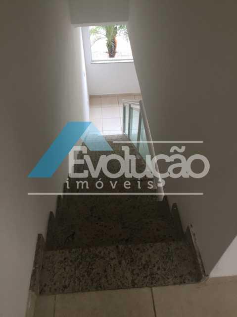 ESCADA - Casa em Condomínio 2 quartos à venda Campo Grande, Rio de Janeiro - R$ 305.000 - V0236 - 14