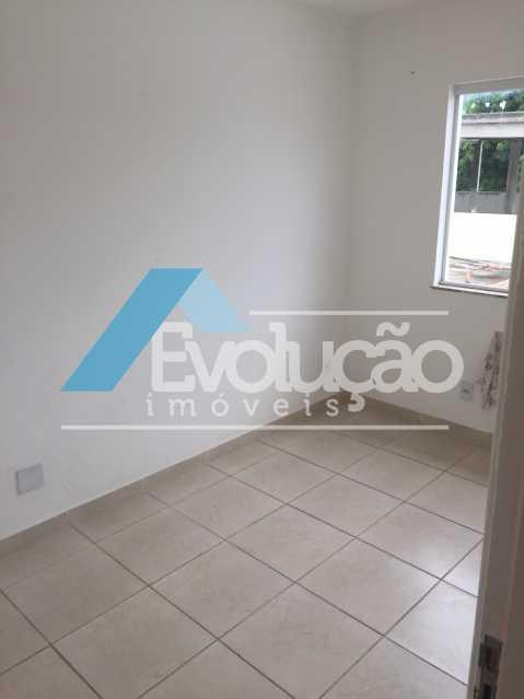 QUARTO 1 - Casa em Condomínio 2 quartos à venda Campo Grande, Rio de Janeiro - R$ 305.000 - V0236 - 16