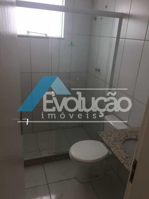 BANHEIRO 2º ANDAR - Casa em Condomínio 2 quartos à venda Campo Grande, Rio de Janeiro - R$ 305.000 - V0236 - 18