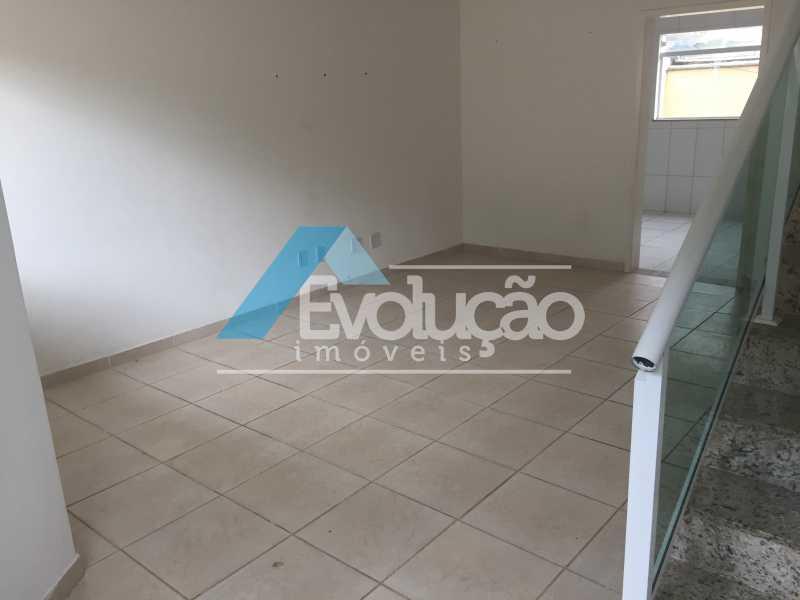 SALA - Casa em Condomínio 2 quartos à venda Campo Grande, Rio de Janeiro - R$ 305.000 - V0236 - 10