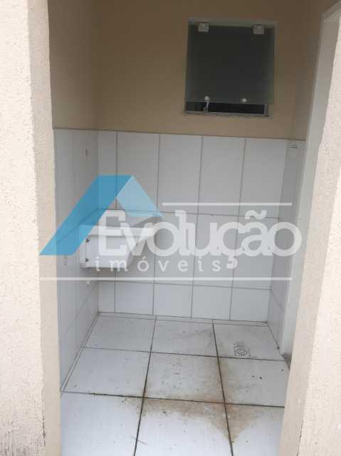 ÁREA DE SERVIÇO - Casa em Condomínio 2 quartos à venda Campo Grande, Rio de Janeiro - R$ 305.000 - V0236 - 15