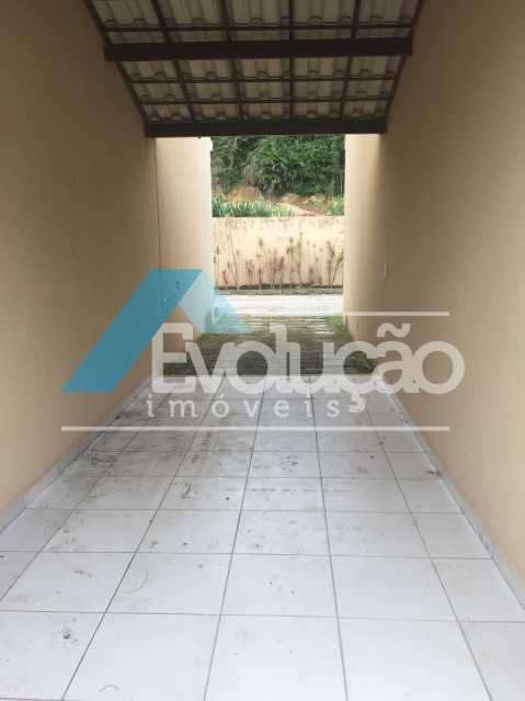 GARAGEM - Casa em Condomínio 2 quartos à venda Campo Grande, Rio de Janeiro - R$ 305.000 - V0236 - 5