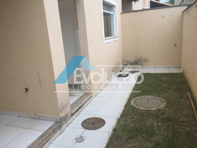 QUINTAL FUNDOS - Casa em Condomínio 2 quartos à venda Campo Grande, Rio de Janeiro - R$ 305.000 - V0236 - 7