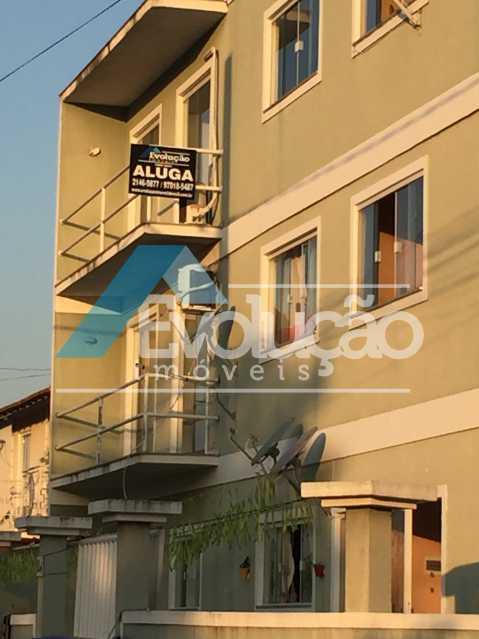 IMG-0285 - Apartamento para alugar Rua João Miguel Ditoso,Campo Grande, Rio de Janeiro - R$ 900 - A0201 - 13
