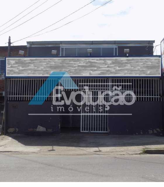 FACHADA - Loja Para Venda e Aluguel - Inhoaíba - Rio de Janeiro - RJ - A0294 - 1