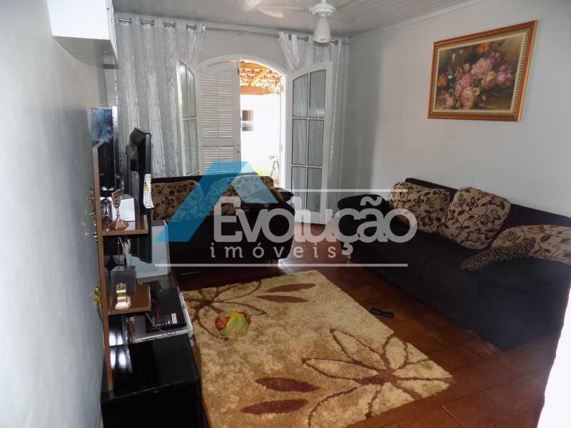 SALA - Casa à venda Campo Grande, Rio de Janeiro - R$ 140.000 - V0238 - 5