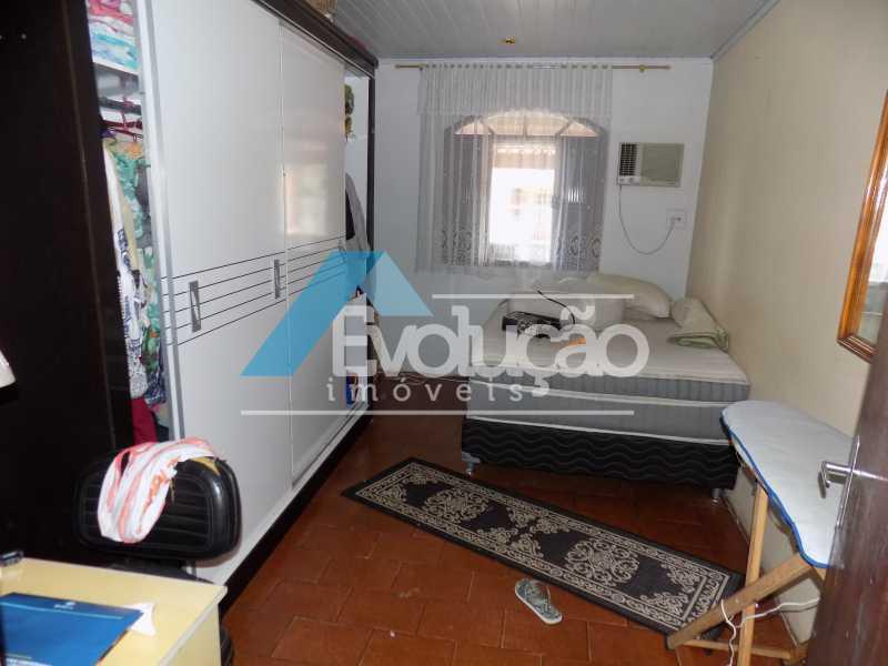 QUARTO 1 - Casa à venda Campo Grande, Rio de Janeiro - R$ 140.000 - V0238 - 6