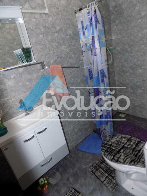 BANHEIRO - Casa à venda Campo Grande, Rio de Janeiro - R$ 140.000 - V0238 - 7