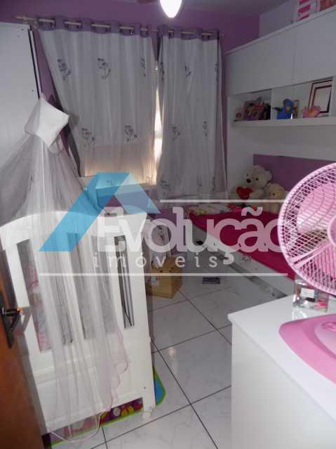 QUARTO 2 - Casa à venda Campo Grande, Rio de Janeiro - R$ 140.000 - V0238 - 9