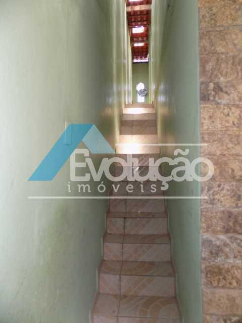 ESCADA ACESSO CASA - Casa à venda Campo Grande, Rio de Janeiro - R$ 140.000 - V0238 - 10