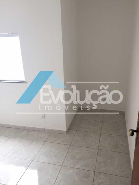 QUARTO - LINDA CASA DUPLEX 2 QUARTOS SÃO JORGE CAMPO GRANDE RJ - A0296 - 8