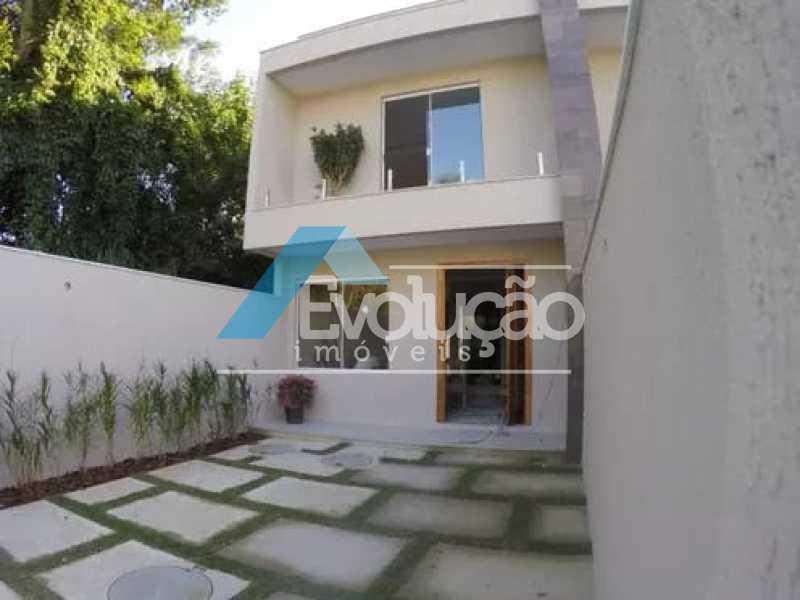 18. - Casa em Condominio À Venda - Guaratiba - Rio de Janeiro - RJ - V0241 - 1