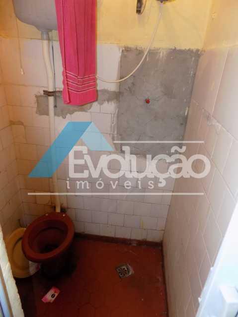 BANHEIRO - Casa de Vila 2 quartos à venda Padre Miguel, Rio de Janeiro - R$ 120.000 - V0242 - 5