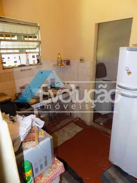 COZINHA - Casa de Vila 2 quartos à venda Padre Miguel, Rio de Janeiro - R$ 120.000 - V0242 - 4