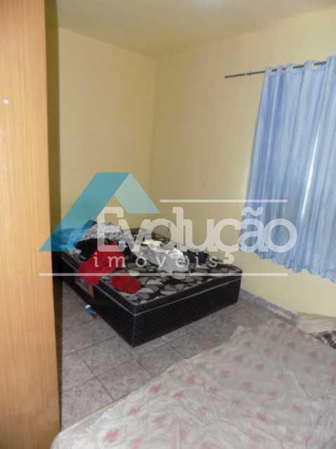QUARTO 2 - Casa de Vila 2 quartos à venda Padre Miguel, Rio de Janeiro - R$ 120.000 - V0242 - 7