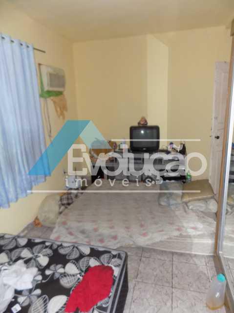 QUARTO 2 - Casa de Vila 2 quartos à venda Padre Miguel, Rio de Janeiro - R$ 120.000 - V0242 - 8