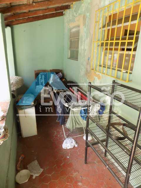 VARANDA - Casa de Vila 2 quartos à venda Padre Miguel, Rio de Janeiro - R$ 120.000 - V0242 - 10