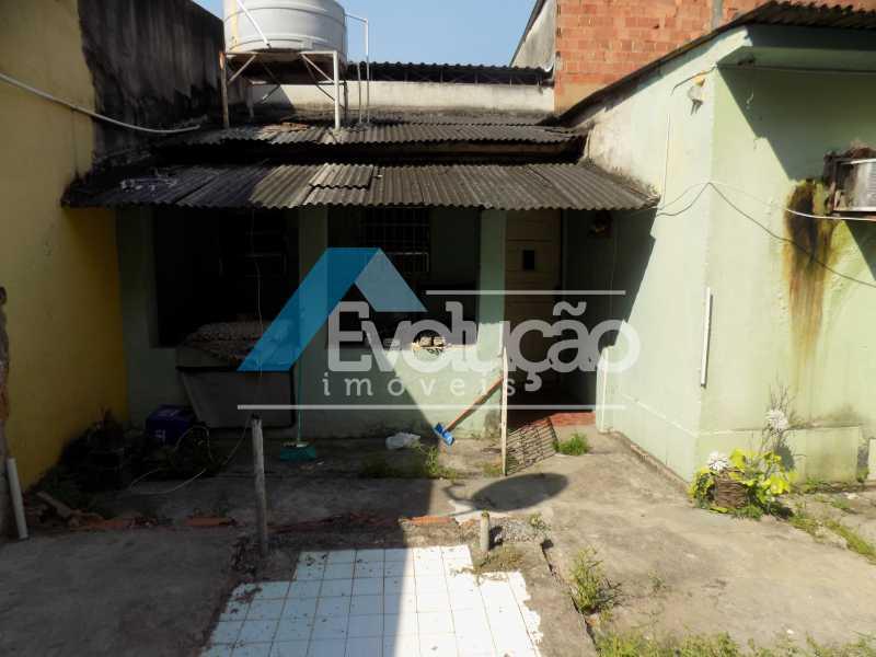 FACHADA CASA - Casa de Vila 2 quartos à venda Padre Miguel, Rio de Janeiro - R$ 120.000 - V0242 - 11