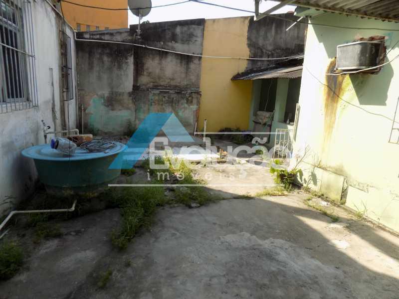 QUINTAL - Casa de Vila 2 quartos à venda Padre Miguel, Rio de Janeiro - R$ 120.000 - V0242 - 14