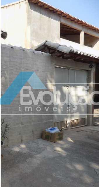 ENTRADA  - Casa de Vila 2 quartos à venda Padre Miguel, Rio de Janeiro - R$ 120.000 - V0242 - 1