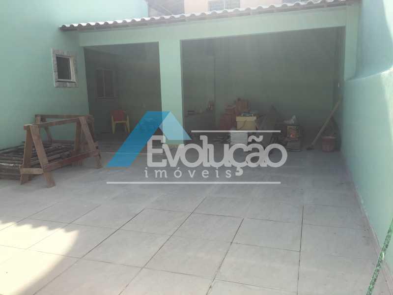 GARAGEM - Casa 2 quartos para alugar Campo Grande, Rio de Janeiro - R$ 1.500 - A0300 - 6