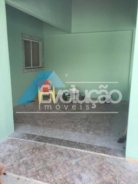 ÁREA DE SERVIÇO - Casa 2 quartos para alugar Campo Grande, Rio de Janeiro - R$ 1.500 - A0300 - 7